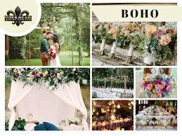 5 trending wedding themes for 2017 fleur de lis event center