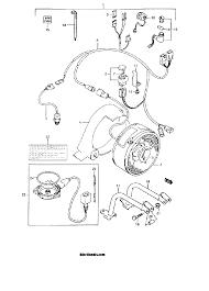 1997 suzuki lt f250 quad runner cooling fan optional parts
