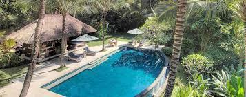 bali villas rental of 4 bedroom villas in exotic bali