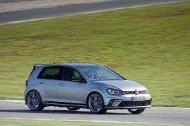 white volkswagen golf 2016 volkswagen golf gti clubsport review gtspirit
