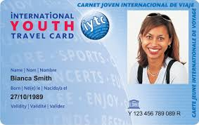 photo card iytc international youth travel card kilroy