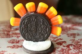 thanksgiving oreo turkey cookies recipe recipe shoebox cooking with kids thanksgiving oreo turkey treats