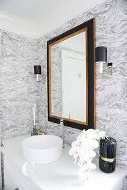 Martin Lawrence Bullard Interior Designer Black And White Powder Room With Martyn Lawrence Bullard Romeo