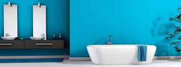 Salle De Bain Bleu Canard by Idees Decorer Murs Salle De Bains Luxe Carrelage Salle De Bain