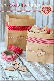 holidays diy valentines day diy treat bag miss