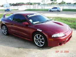new mitsubishi eclipse 1997 mitsubishi eclipse specs and photos strongauto