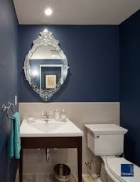 navy blue bathroom ideas blue bathroom pinteres