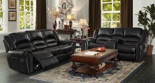 Livingroom Set Center Hill Reclining Living Room Set Black Living Room Sets