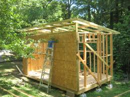 roofing shed roof framing how to build trusses shed roof trusses