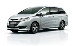honda mobilio philippines honda releases new odyssey 8 seater variant