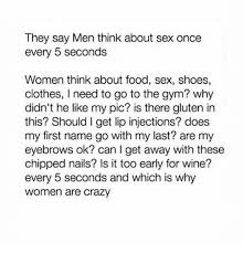 Crazy Sex Memes - 25 best memes about why women are crazy why women are crazy memes