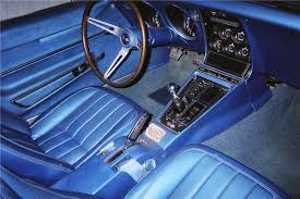 1968 corvette interior 1968 chevrolet corvette convertible 161124
