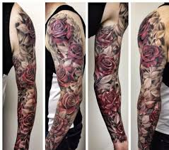 image result for sleeve themes tattoos