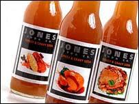Jones Thanksgiving Soda Bbc News Business U0027gross U0027 Turkey Tipple Gobbled Up