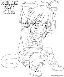anime coloring pages printable creativemove me