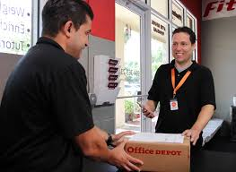Office Depot Office Depot To Launch Same Day Office Supply Delivery In Fort