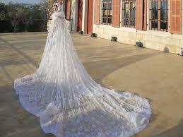 rym saidi u0027s georges hobeika wedding dress vogue arabia