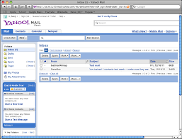 yahoo email junk mail yahoo account to apple mail using imap