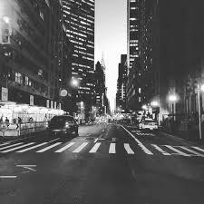 york city in black and white manhattan digest
