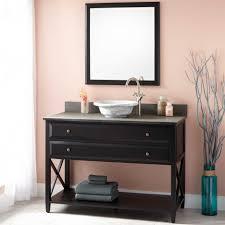 Small Powder Room Vanities - sink and vanity black vanity sink combo empire bathroom vanities