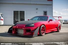tuned supra from drag to track material auto factory supra anything cars