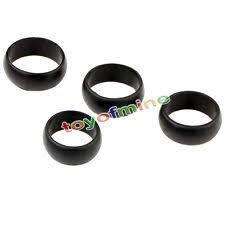 mens rubber wedding bands rubber rings for men ebay