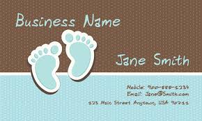 childcare business cards babysitting business cards child care business cards basitting