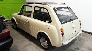 nissan s cargo 1000 cuts the nissan pao s cargo figaro conundrum