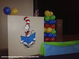 Dr Seuss Decorations All Things Dr Seuss A Little Of This U0026 A Little Of That Easy