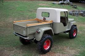 jeep truck conversion builds chad u0027s ford model a roadster pu willys ewillys