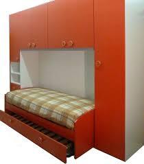 letto estraibile cameretta a ponte rossa condivano letto e secondo letto estraibile