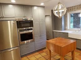 ikea bodbyn gray kitchen cabinets ikea bodbyn gray craftsman kitchen by of