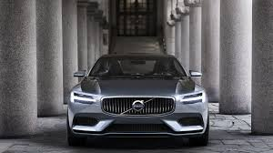what is the latest volvo commercial about concept coupe volvo cars