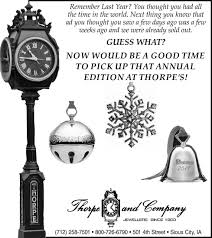 remember last year wallace bells ad vault siouxcityjournal