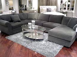 Gray Microfiber Sectional Sofa Gray Sectional Furniture Wonderful Gray Sectional With