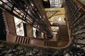 Looking Down Stairs by Old Stairs Stock Photos U0026 Pictures Royalty Free Old Stairs Images