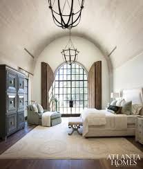 Master Bedroom Ideas Vaulted Ceiling The 18 Foot Barrel Vault Ceiling In The Master Bedroom Is More