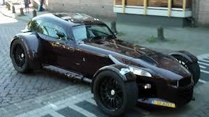 donkervoort donkervoort d8 gt coupé accelerating youtube