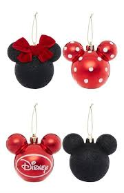 Christmas Mice Decorations Primark Is Selling Disney Christmas Baubles And The Minnie
