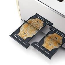Cream 4 Slice Toaster Cream 4 Slice Toaster Colour Collection Breville