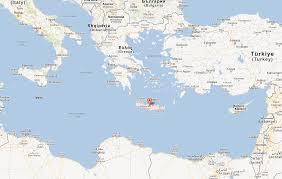 Crete Map Heraklion In Crete Infinity Some 2