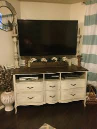 dresser turned tv stand dresser tv stand dresser tv and tv stands