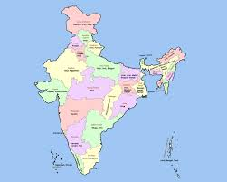 India Political Map Map Of India Political U2013 Latest Hd Pictures Images And Wallpapers