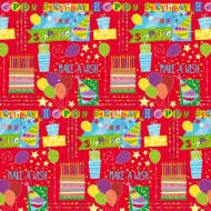 kids wrapping paper character wrapping paper minnie mouse 3m gift wrap