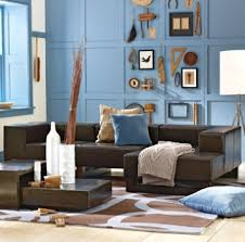 Brown And Blue Home Decor | blue and brown decor jpg 356 351 pixels interiors pinterest