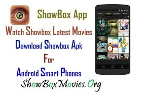 showbox apk app showbox for android showbox app