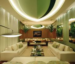 natural green living room color scheme and decoration ideas