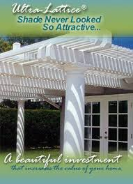 Lattice Awning Shade Systems Retractable Awnings Dock Canopies And More