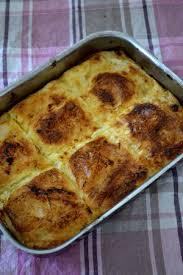 cuisine bulgare banitsa feuilleté au fromage bulgare le dessert du dimanche