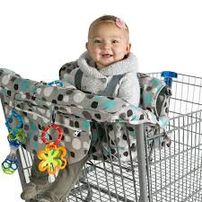 Bag High Chair Kiddlets Shopping Cart Covers Shopping Cart And High Chair Cover